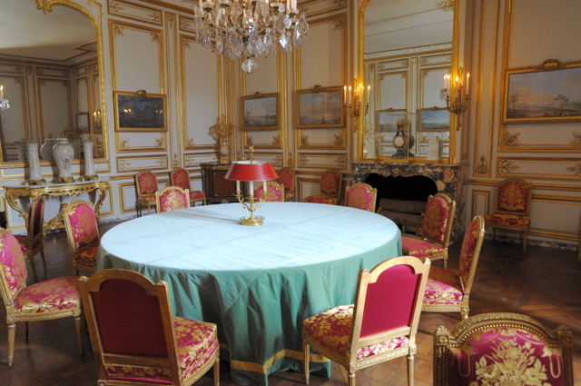 Manufacture prelle for Salon de versailles 2016