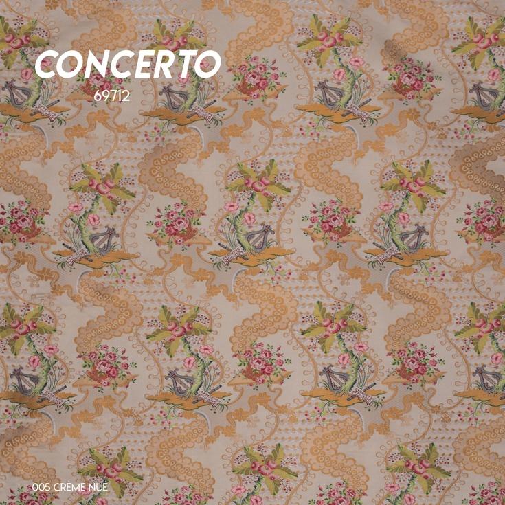 Satin Liseré Concerto